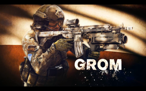 Medal of Honor: Warfighter - Polish GROM Operative by EnkiduTheRevelator