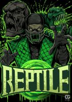 REPTILE by Bakerrrr