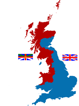 The Division of Britain by darkwarrior52