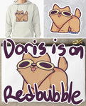 Doris Now Available in Stores by ToLoveaKiwi