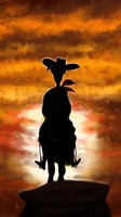 Lucky Luke by FurkanHolmes