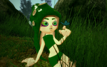 Octo of the Forest by DarkMario2