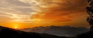 Sunset Panorama by rctfan2