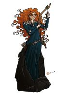 Merida by AkumA-die