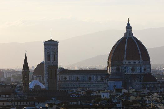 Florence in a Nutshell - Size Comparison by HoremWeb