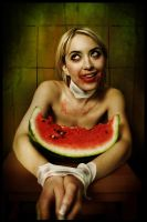 sweet melon by Heile