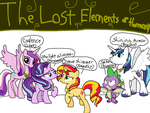 The Lost Elements of Harmony  by chanyhuman