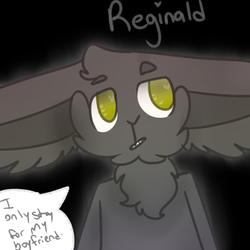 Reginald by XOXOCrazyGurlXOXO