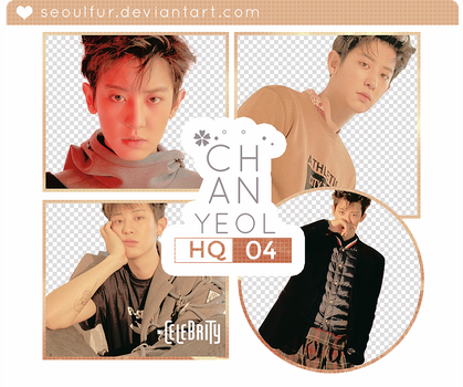 CHANYEOL / EXO / PNG PACK by seoulfur by seoulfur
