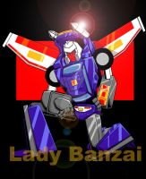 Tracks 2 (Transformers: Autobot) by LadyBanzai