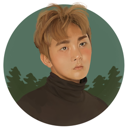 Seungkwan Dazed by MamaNarwhal