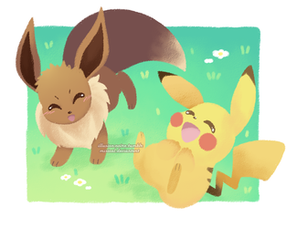 Pokemon Let's GO by Misical