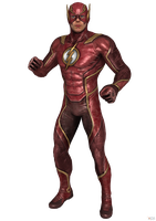 Injustice 2 (IOS): The Flash. by OGLoc069