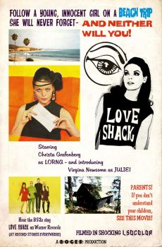 Movie Notes: Love Shack by Boger