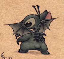 Demon Stitch - Color by Ribera