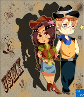 Wild West USMX by Spirit-Okami