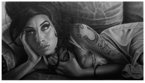 Amy Winehouse by mcgrath800