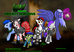 Project Horizons cover 2 by arconius
