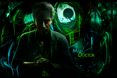 Mad Doctor by XxbryanxX96