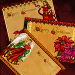 Holiday Cards by Ambient-Vibe