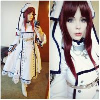 Esther Blanchett - Trinity Blood by Calssara