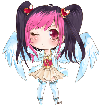 Chibi: Misfortuned Checkmate by Otp