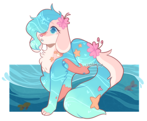 Waterbaby   DTA ENTRY by comfortpup