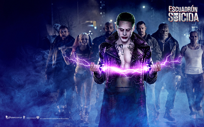 Wallpaper latino SUICIDE SQUAD by jphomeentertainment