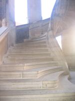 hartenfels spiral stair 2 by Mihraystock