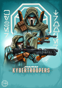KyberTroopers  by DazTibbles