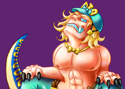 Diego Brando - Cropped Version (PM me for full) by Pickledsuicune