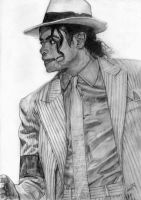 Michael Jackson by LittleDragonZ