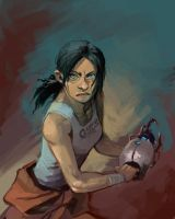 Chell by tribute27