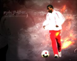 Ryan Babel by toon-cubed