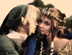 Zelda Cosplay: I need you by Yesta-sensei