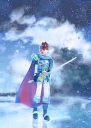 Fire Emblem Roy by R-ShinyStars
