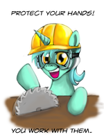 Safe Lyra by gunslingerpen