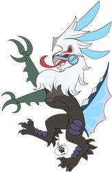 Heraldry Silvally Water Type by TheMerryWolf