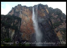 Angel Falls 2 by KanaScott