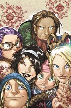 Runaways Saga Special Cover by CeeCeeLuvins