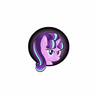 Starlight Glimmer Icon by Lakword
