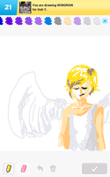 male angel by pehlx94