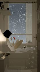 A little bird told me... by PascalCampion