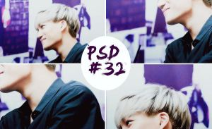 PSD #32 by TrangMelody