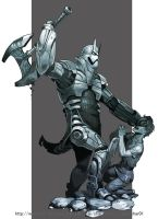 warforged by urasato