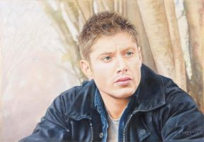 deanPortrait by Lupe-lei