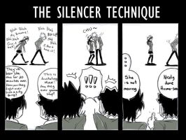 The Silencer Technique by Chibimanager