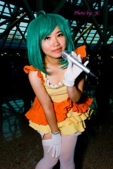 Ranka Lee singing to you by MyCosPlayPhotos