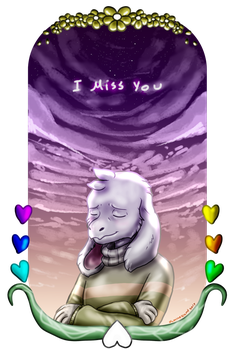 I Miss You by Bluminescent