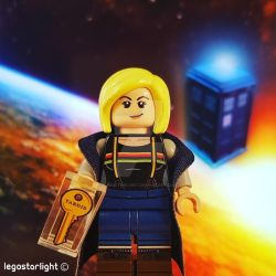 The 13th Doctor - Jodie Whittaker  by Legostarlight